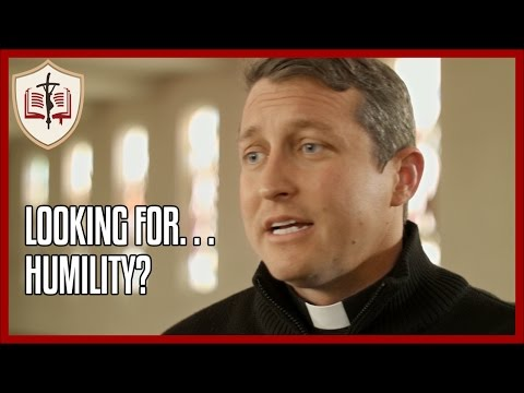Looking for ... Humility? - Sunday Gospel Reflection