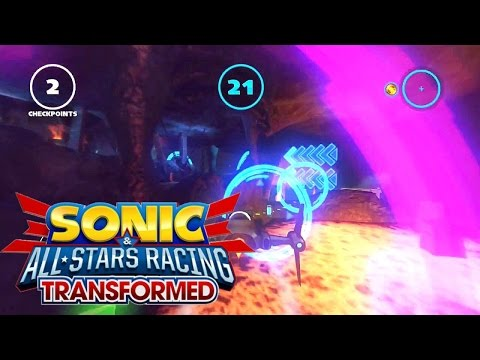 Sonic & All Stars Racing Transformed - Part 13  