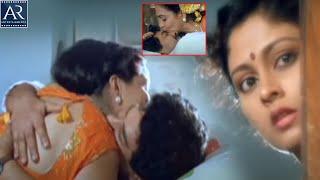 vuclip Street Fighter Movie Scenes | Jayasudha Caught Devan with Girlfriend | AR Entertainments