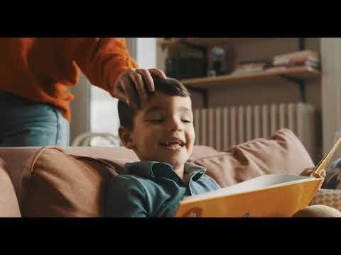 Bookinou, la 1ère liseuse conteuse audio pour enfant (présentation)