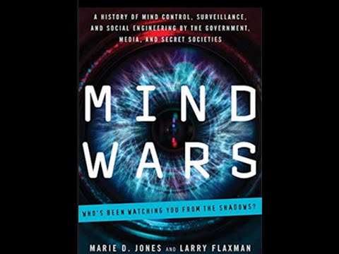 Mind Wars an interview with Best selling author Marie D  Jones