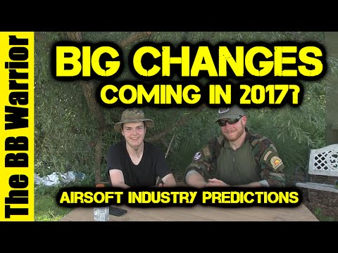 How Will the Airsoft Industry Change in 2017? Feat Gun Gamers!