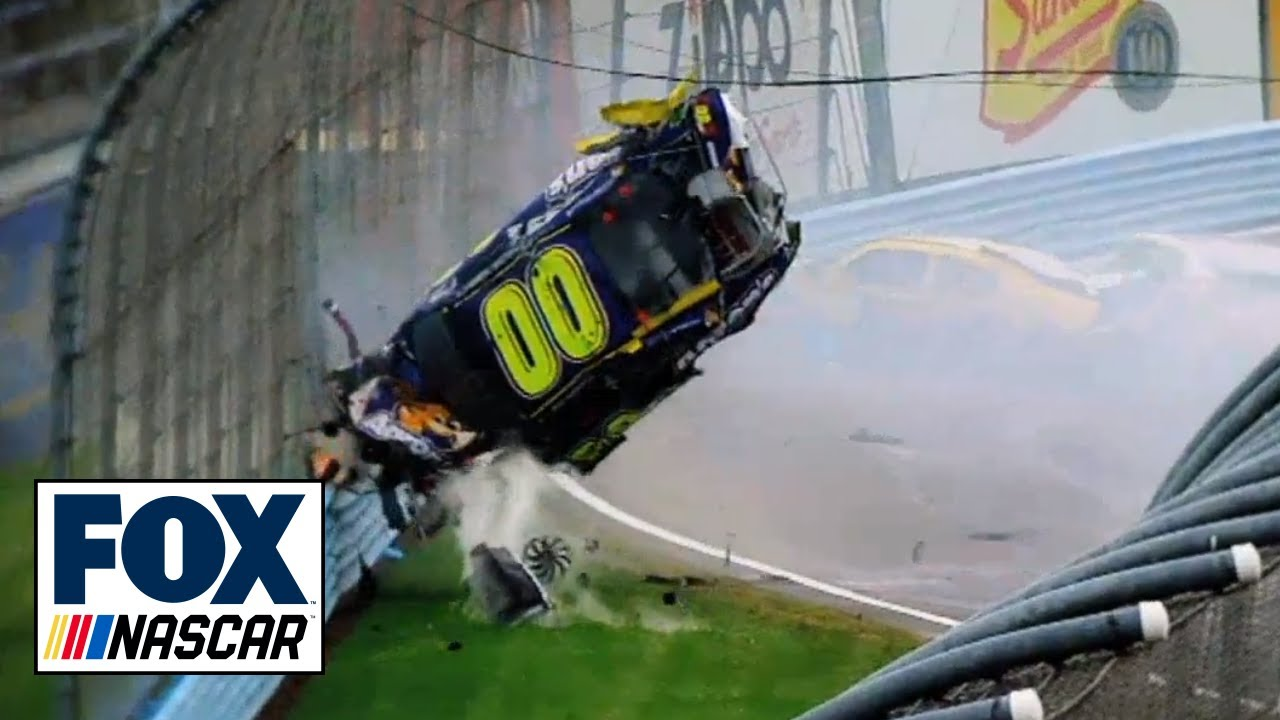 Worst Ever Watkins Glen Wrecks, Spin-outs and Pile-ups