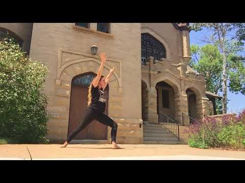 You say, Lauren Daigle - improve dance