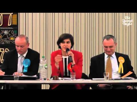 General Election Hustings at NNLS - 27th April 2015