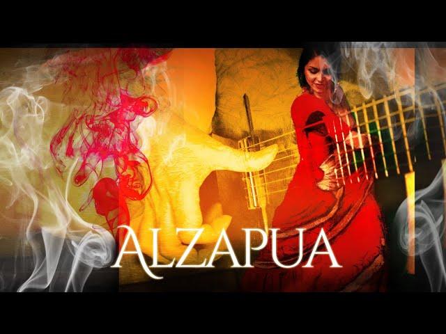 Alzapúa Technique Flamenco Guitar Lessons Online School Free