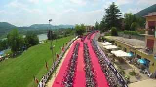 Tricolore Triathlon Olimpico No Draft Revine 2015 - Extended Highlights