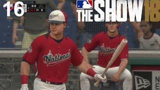 ALL STAR GAME! CONFORTO!  |16| MLB THE SHOW 18 METS FRANCHISE