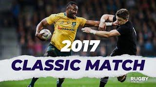 FULL REPLAY | 2017 Bledisloe Cup G2: All Blacks vs Wallabies, Dunedin