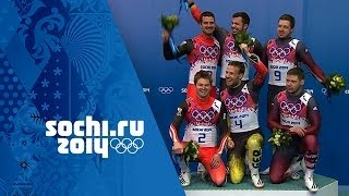 Luge Doubles - Wendl & Arlt Win Gold | Sochi 2014 Winter Olympics