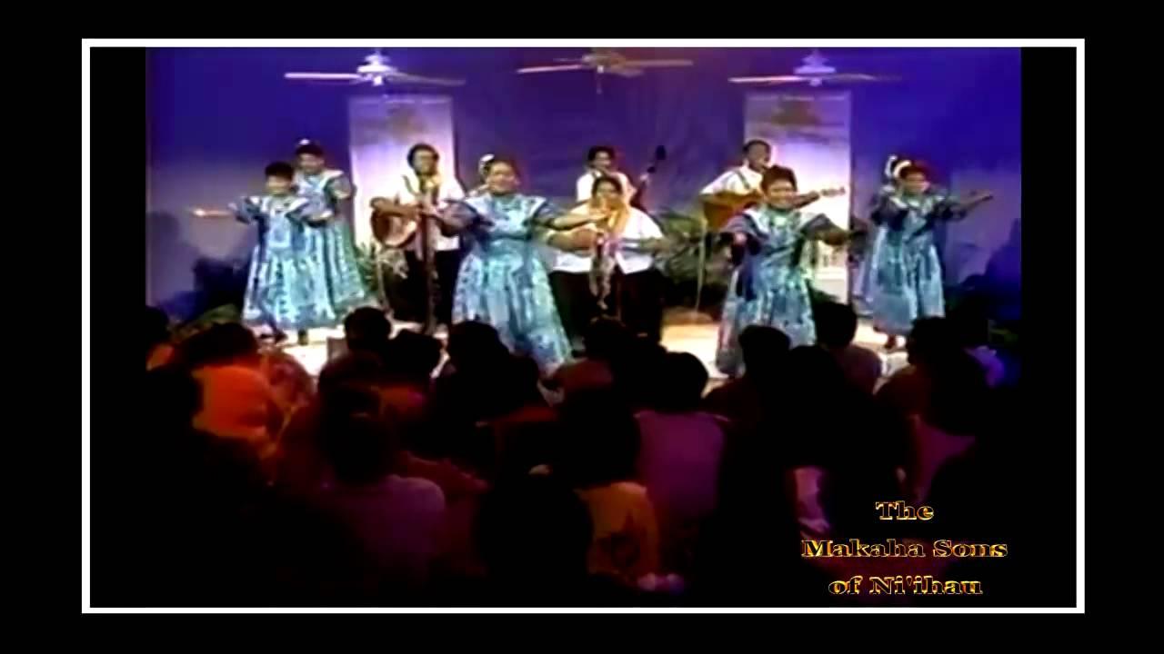 The Makaha Sons Of Ni'ihau - No Kristo