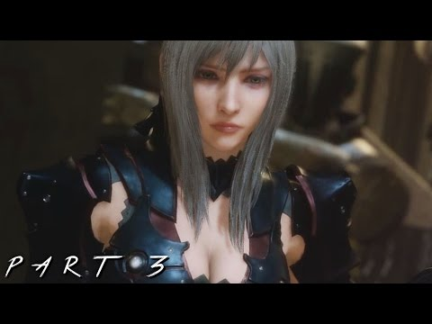 Final Fantasy 15 Walkthrough Gameplay Part 3 – Aranea (FFXV)