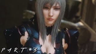 Final Fantasy 15 Walkthrough Gameplay Part 3 - Aranea (FFXV)