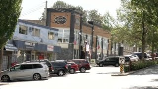 Downtown Abbotsford