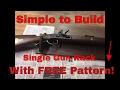 DIY Single Gun Rack