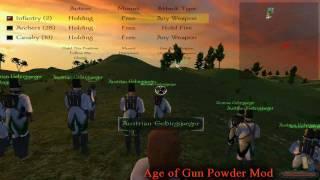 Mount & Blade- Age of Gun Powder