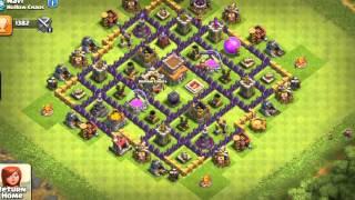 Bazaar Clash Of Clan's Bases