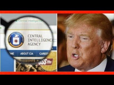 NEWS TODAY - BREAKING! CIA INSIDER EXPOSES BILLION DOLLAR OPERATION TO TAKE DOWN TRUMP!
