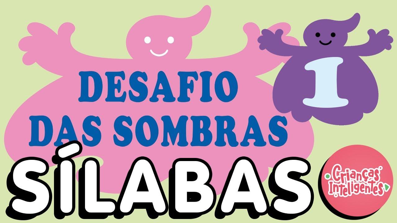 AEIOU DESAFIO DAS SOMBRAS COM SÍLABAS - www.criancasinteligentes.com.br - bit.ly/3jy0ifw