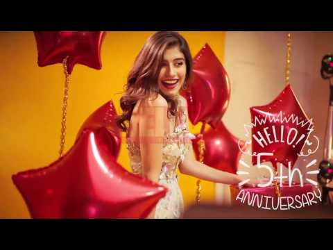 HELLO! Pakistan Issue 61 BTS Syra Shehroz