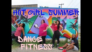 Megan Thee Stallion - Hot Girl Summer ft. Nicki Minaj & Ty Dolla $ign | DANCE FITNESS