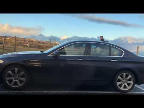 Driving Around Tórshavn, the Faroe Islands