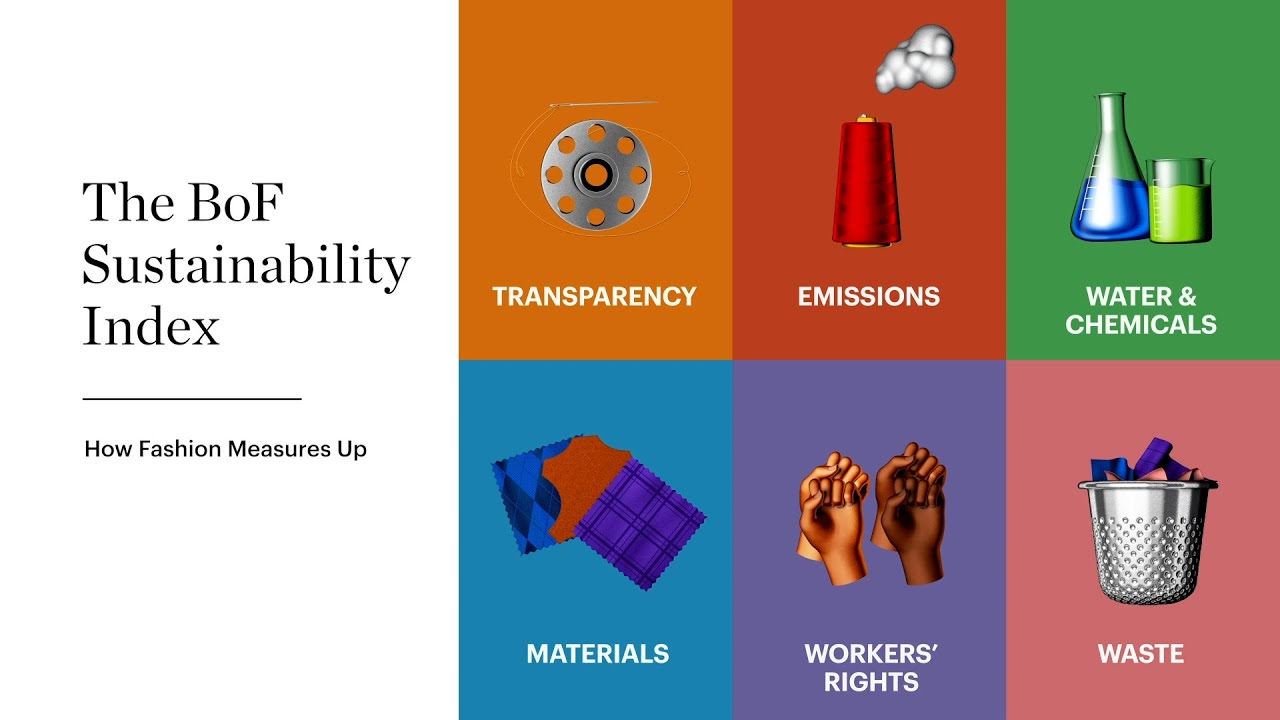 The BoF Sustainability Index: How Fashion Measures Up
