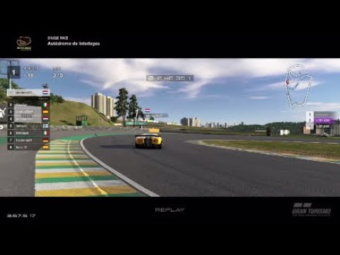 GTS Daily Race B Interlagos