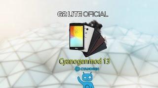 Android 6.0 Para o Lg g2 Lite. // Cyanogenmod 13 \