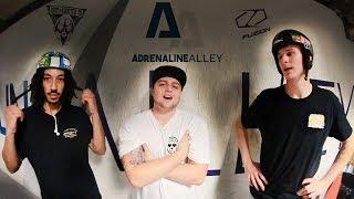 Kian Daniels & Devon Low - Calling The Shots at Adrenaline Alley