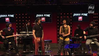 Shaka Ponk Whole Lotta Rosie AC DC Live Dans LeDriveRTL2
