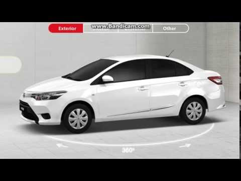 2015 All New Toyota Vios  Review