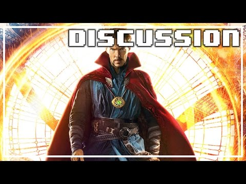 Discussions: Dr. Strange