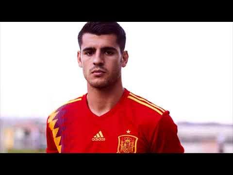 Polémica camiseta de la Selección Española de Fútbol