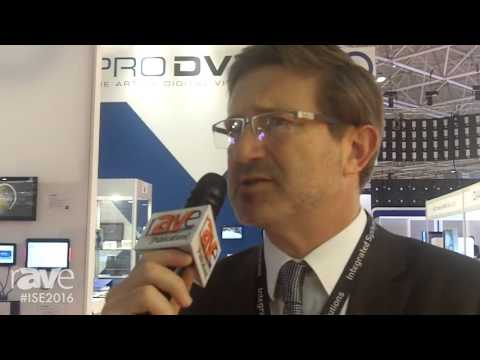ISE 2016: Display Media Overviews Digital Signage Solutions for Kiosks and Totems