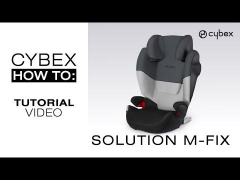 Cybex Solution M-Fix Cobblestone