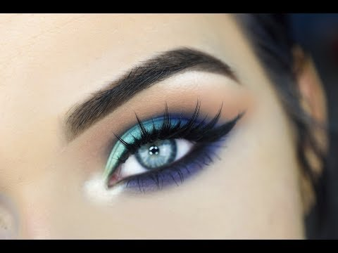 UD X Kristen Leanne Collection | Eye Makeup Tutorial