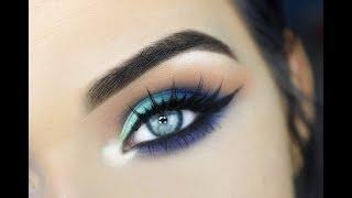 UD X Kristen Leanne Collection   Eye Makeup Tutorial