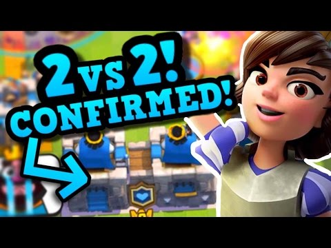 """CLASH ROYALE'S NEW GAME MODE :: 14 FACTS YOU NEED TO KNOW! """"CLAN BATTLE"""""""