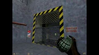 Half-Life: Day One beta demo - Weapons/Guns