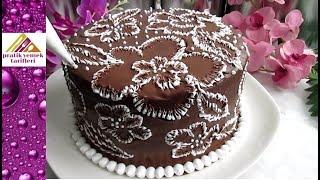 Yılbaşı pastası 2019 yılına özel yepyeni dekor pasta 💯Pratik Yemek Tarifleri