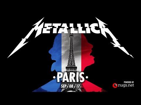 Metallica: Live In Paris, France - September 8, 2017