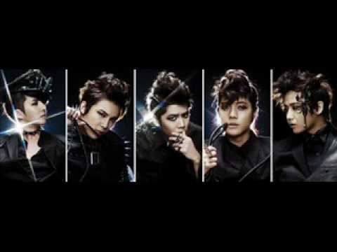 SS501 - LET ME BE THE ONE.