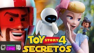 Toy Story 4 -Secretos, referencias, easter eggs