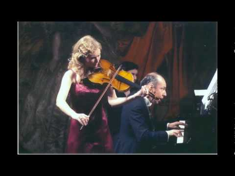 1/2 SCHUMANN. Märchenbilder. ANNA SEROVA - viola, FILIPPO FAES - piano