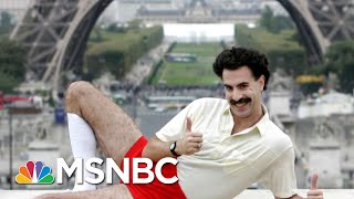 Sacha Baron Cohen's 'Who Is America' Catches Conservatives In Blunders   AM Joy   MSNBC