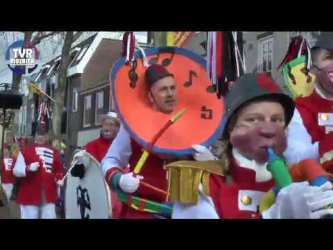 Carnavalsoptocht Zevenaar 2018  - TV Radio Mozaiek