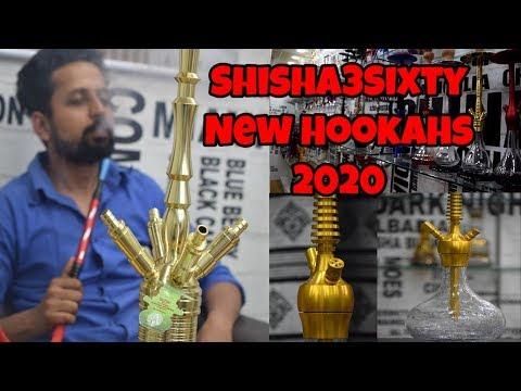Introducing Alshan and Shisha3Sixty New Hookahs 2020