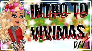 VIVIMAS Day 1 -  Intro to vivimas | selena1014347 MSP