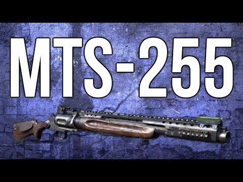 Ghosts In Depth - MTS-255 Shotgun Review (& Best Class)